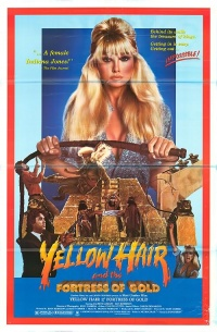 Yellow Hair and the Pecos Kid poster