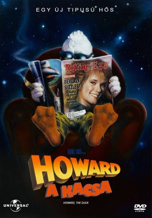 Howard the Duck 1511x2161