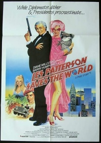 Les Patterson Saves the World poster