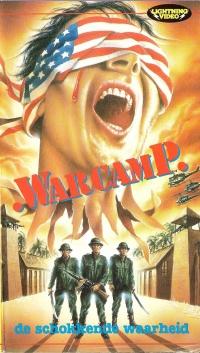 POW Deathcamp poster
