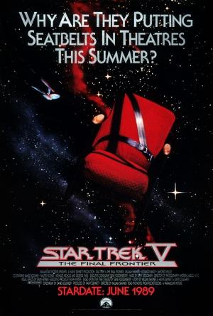 Star Trek V: The Final Frontier 1013x1500
