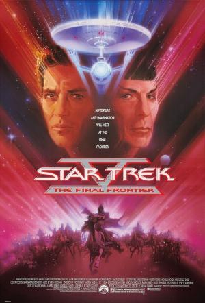 Star Trek V: The Final Frontier 2009x2958