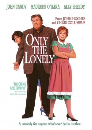 Only the Lonely Dvd cover