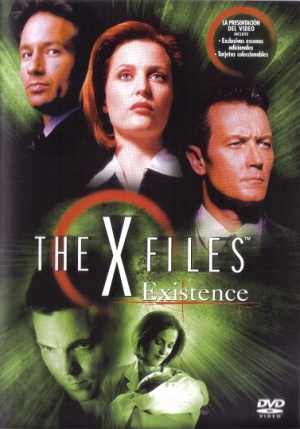 The X Files 377x539