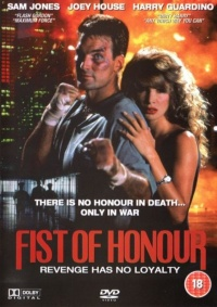 Fist of Honor poster