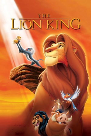 The Lion King 667x1000