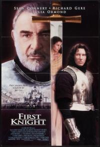 Der erste Ritter poster