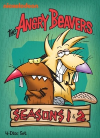 The Angry Beavers poster