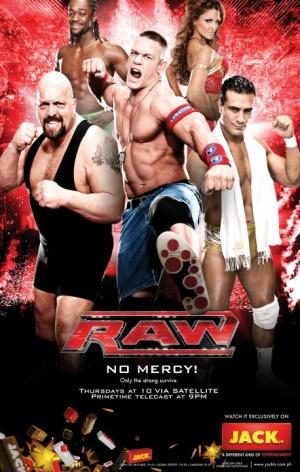WWE Monday Night RAW 458x720