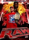 WWE Monday Night RAW poster