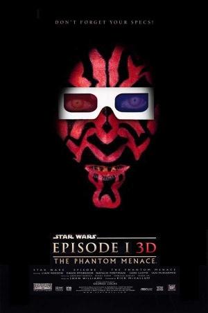 Star Wars: Episodio I - La amenaza fantasma 600x904