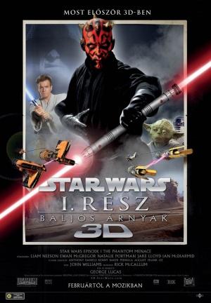Star Wars: Episodio I - La amenaza fantasma 1000x1441