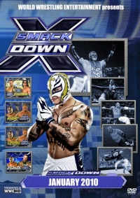 WWF SmackDown! poster