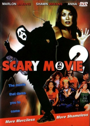 Scary Movie 2 Cover