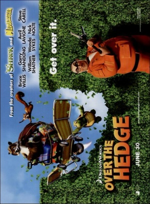 Over the Hedge 590x800