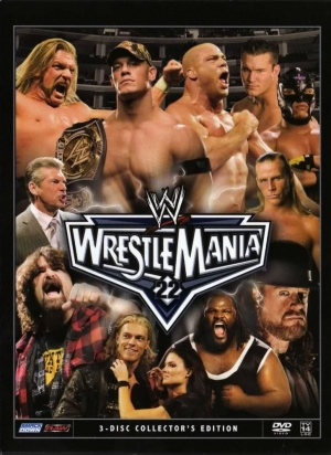 WrestleMania 22 728x1000
