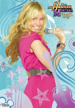 Hannah Montana 522x749