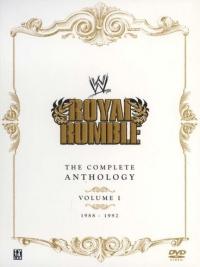 WWE: Royal Rumble - The Complete Anthology, Vol. 1 poster