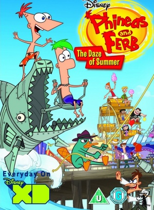 Phineas und Ferb 800x1093