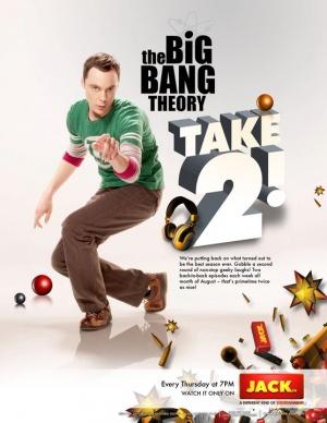 The Big Bang Theory 556x720