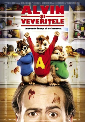 Alvin and the Chipmunks 385x550