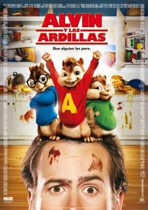 Alvin and the Chipmunks 955x1350