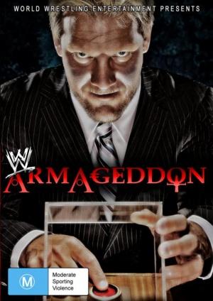 WWE Armageddon 490x693