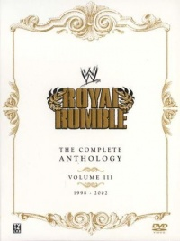 WWE Royal Rumble: The Complete Anthology, Vol. 3 poster