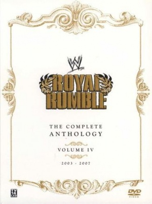 WWE Royal Rumble: The Complete Anthology, Vol. 4 370x494