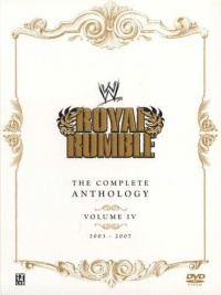 WWE Royal Rumble: The Complete Anthology, Vol. 4 poster