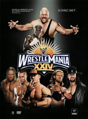 WrestleMania XXIV 1445x1942