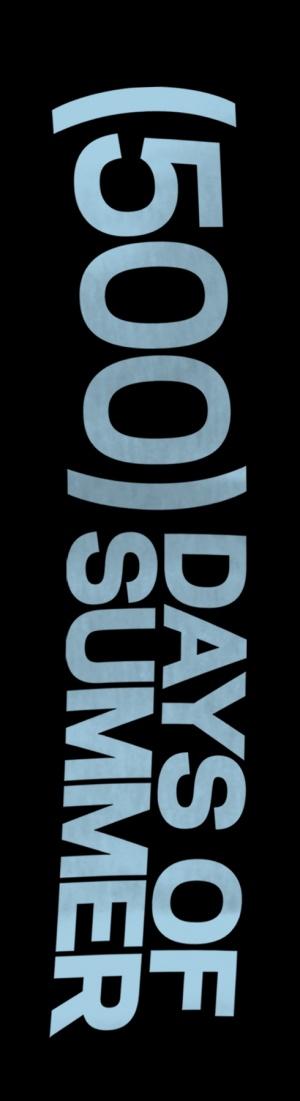 (500) Days of Summer 490x1799