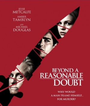 Beyond a Reasonable Doubt Blu-ray cover