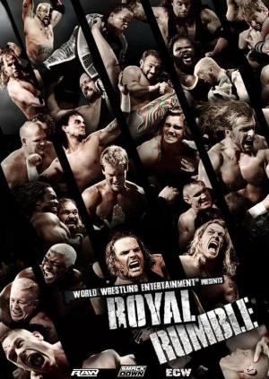 WWE Royal Rumble 567x800