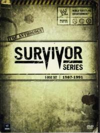 WWE: Survivor Series Anthology, Vol. 1 poster