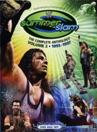 WWE Summerslam: The Complete Anthology, Vol. 2 poster