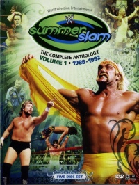 WWE: Summerslam - The Complete Anthology, Vol. 1 poster