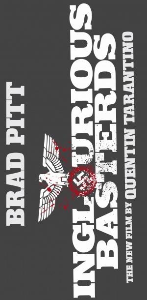 Inglourious Basterds 2461x5000