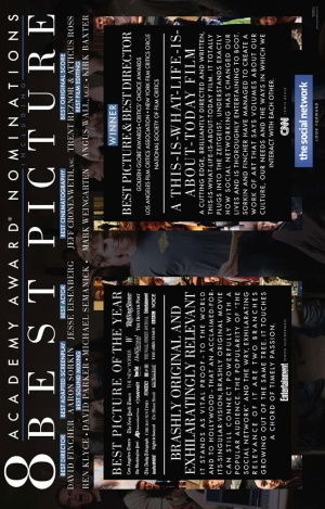 The Social Network 671x1050