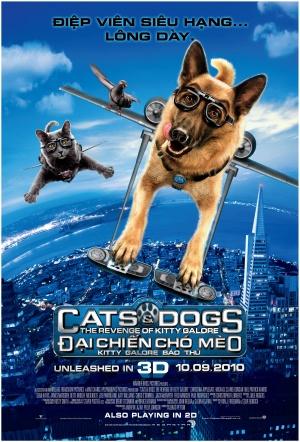 Cats & Dogs - Die Rache der Kitty Kahlohr 1977x2912