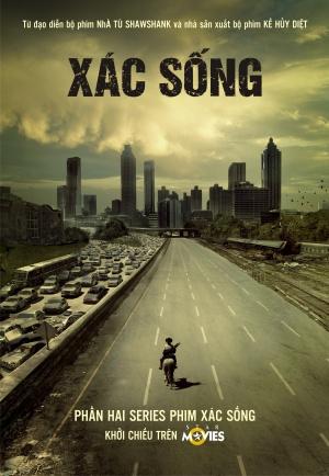 The Walking Dead 3453x5000