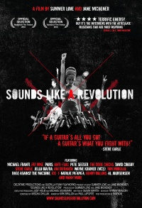 Sounds Like a Revolution poster