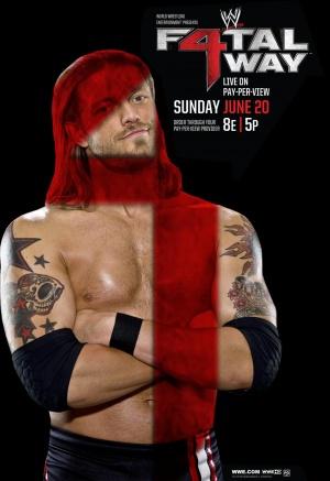 WWE Fatal 4-Way 1000x1458