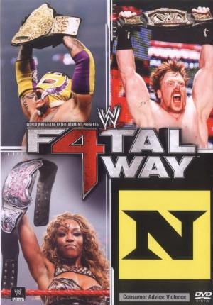 WWE Fatal 4-Way 751x1077