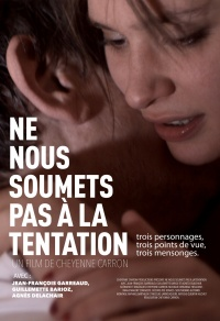 Lead us not into temptation poster