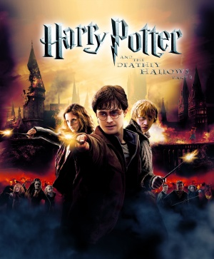 Harry Potter and the Deathly Hallows: Part 2 4130x5000