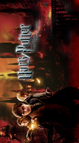 Harry Potter and the Deathly Hallows: Part 2 2759x5000