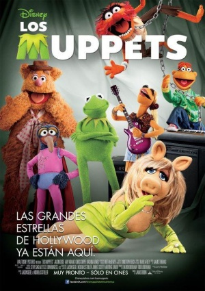 The Muppets 508x720