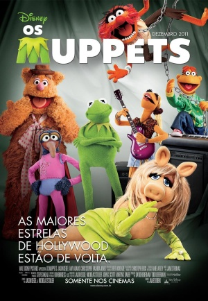 The Muppets 900x1301