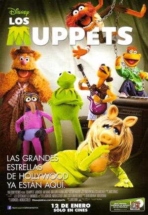 The Muppets 1486x2158
